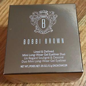 Bobbi Brown lined & Defined long wear gel eyeliner